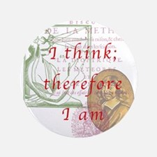 "Descartes 3.5"" Button"