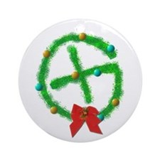 Geocaching Ornament (Round)