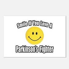 """""""Love a Parkinson's Fighter"""" Postcards (Package of"""