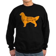 golden gold Sweatshirt