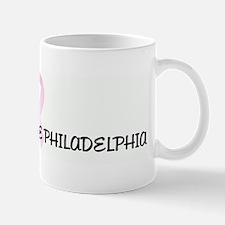 US FOODSERVICE PHILADELPHIA p Mug