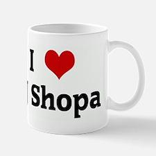 I Love AJ Shopa Mug