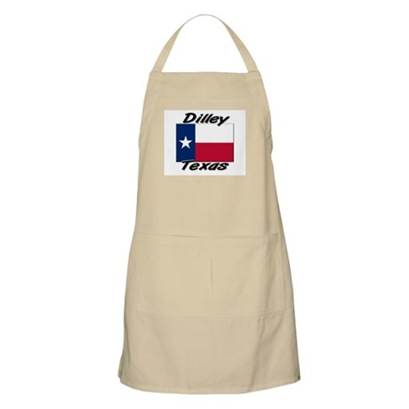 Dilley Texas BBQ Apron