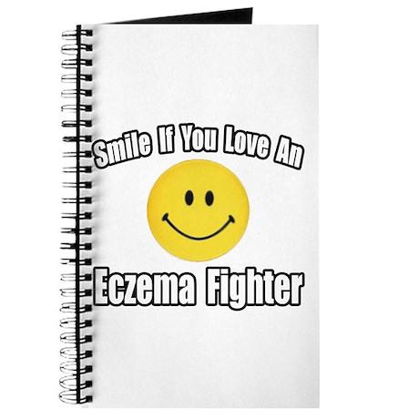 """""""Love an Eczema Fighter"""" Journal"""