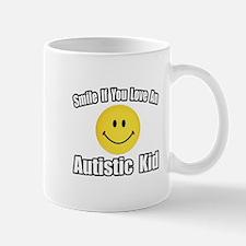 """""""Smile..Love an Autistic Kid"""" Mug"""