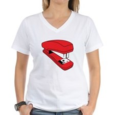 Red Stapler Shirt