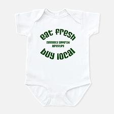 CSA Local Eats - Infant Bodysuit