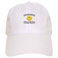 """Love an Allergy Fighter"" Cap"