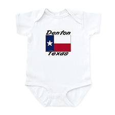 Denton Texas Infant Bodysuit