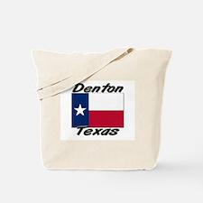 Denton Texas Tote Bag