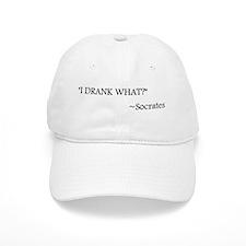 Unique Socrates Baseball Cap