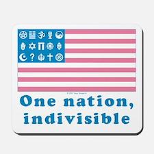 URA Flag #1 Mousepad