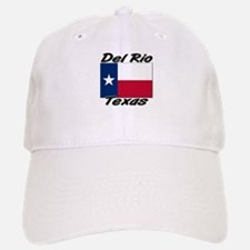 Del Rio Texas Baseball Baseball Cap