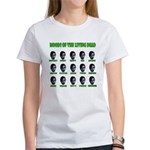 Moods of the Living Dead Women's T-Shirt