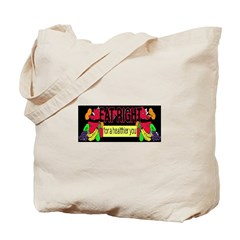 healthy Tote Bag