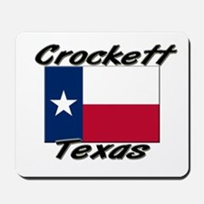 Crockett Texas Mousepad