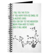 Mustard Seed Faith Journal