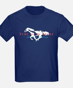Mustang Horse T