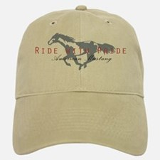 Mustang Horse Cap