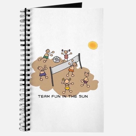 team fun in the sun Journal