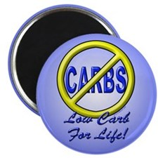 Low Carb For life Magnet