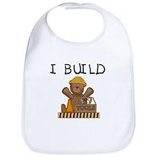 Bear I Build Bib