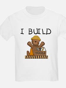 Bear I Build T-Shirt
