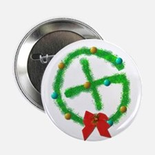 """Gx"" Logo Holiday Button"