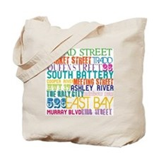 Charleston, SC City Tote Bag