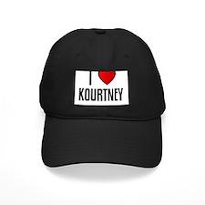 I LOVE KIRSTEN Baseball Hat