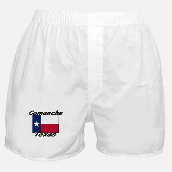Comanche Texas Boxer Shorts