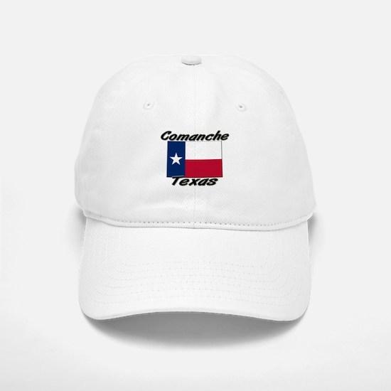 Comanche Texas Baseball Baseball Cap