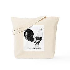 Grey American Gamecock Tote Bag