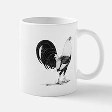 Grey American Gamecock Mug