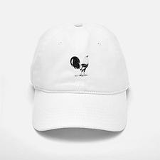 Grey American Gamecock Baseball Baseball Cap