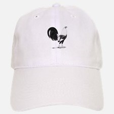 Grey American Gamecock Cap