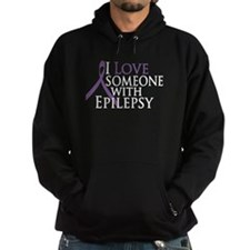 Love Someone with Epilepsy Hoody