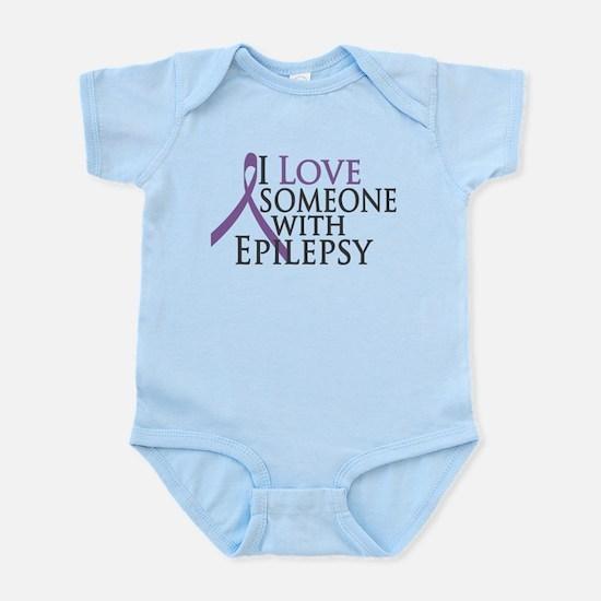 Love Someone with Epilepsy Infant Bodysuit