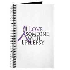 Love Someone with Epilepsy Journal