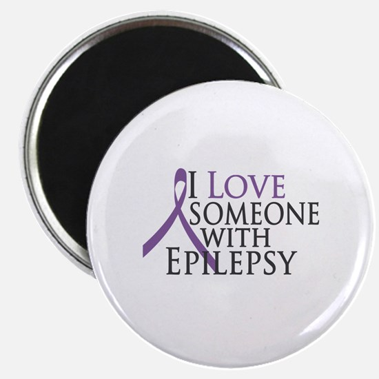 Love Someone with Epilepsy Magnet