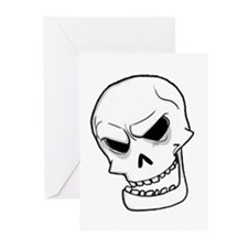 Skull Greeting Cards (Pk of 20)