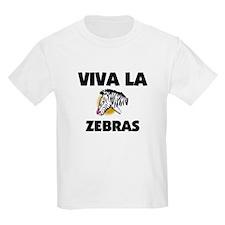 Viva La Zebras T-Shirt
