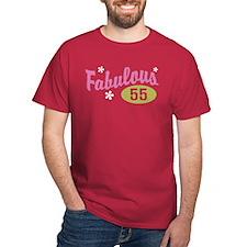 Fabulous 55 T-Shirt
