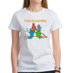 Four Calling Birds Women's T-Shirt