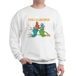 Four Calling Birds Sweatshirt