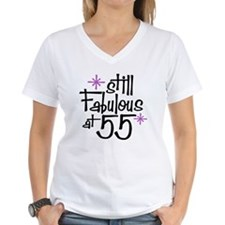 Still Fabulous at 55 Shirt