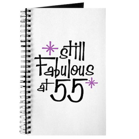 Still Fabulous at 55 Journal