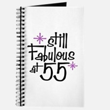 Still Fabulous at 55 Journal