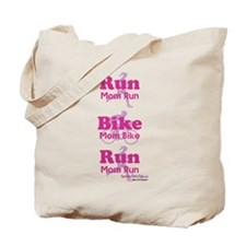 Duathlon Mom Tote Bag