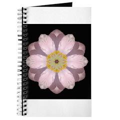 Lavender Pink Peony II Journal